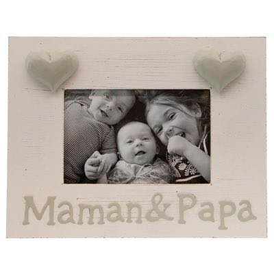 cadre papa et maman