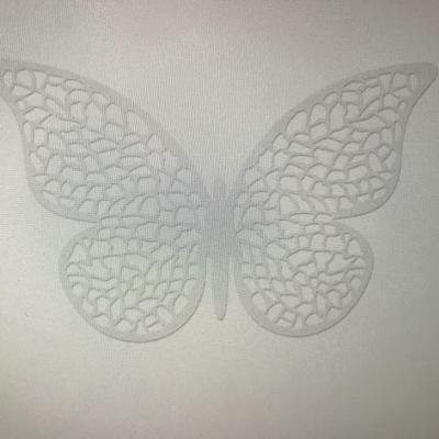 Papillons papier