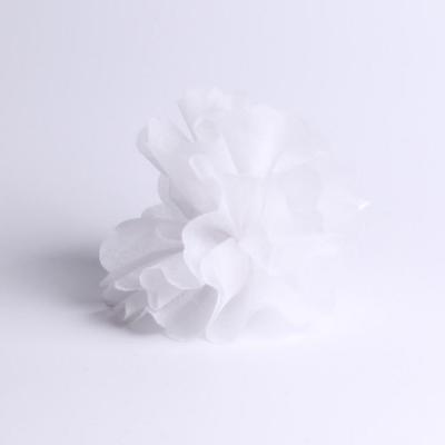 Tulles intisses blanc