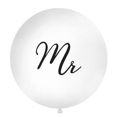 Ballon géant Mr