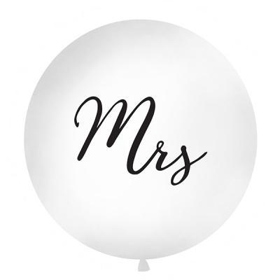 Ballon géant Mrs