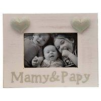 Cadre Papy et Mamy