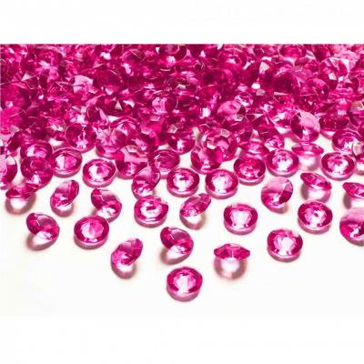 diamants fushia