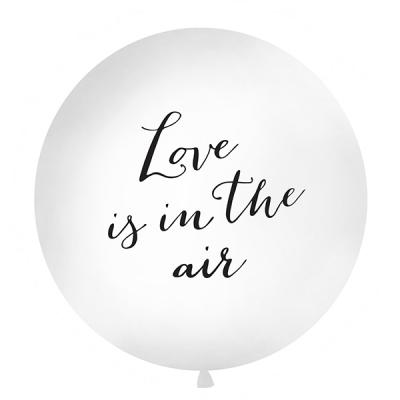 Ballon géant love