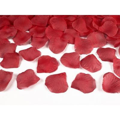 pétales rouges
