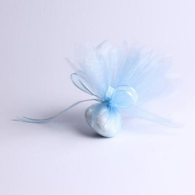 Tulles bleu clair