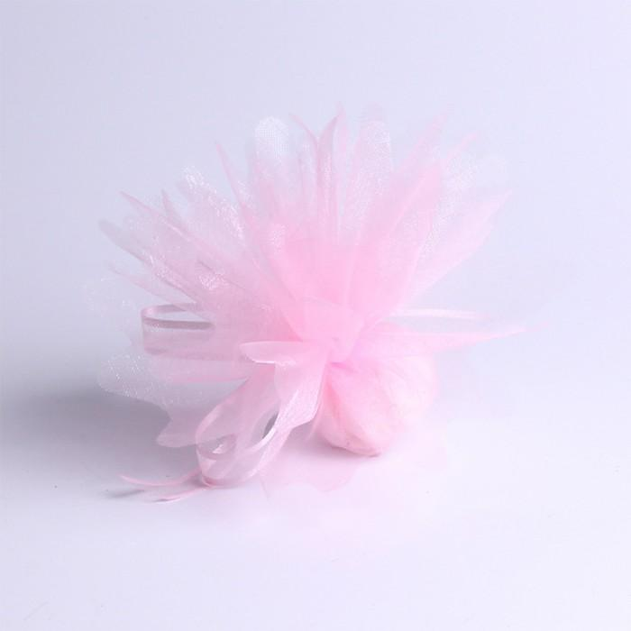 Tulle rose