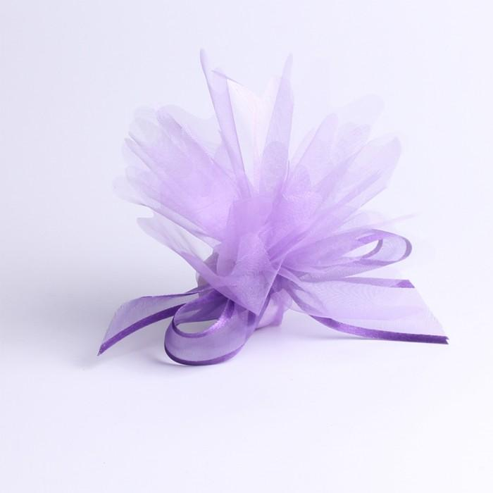 Tulles mauves